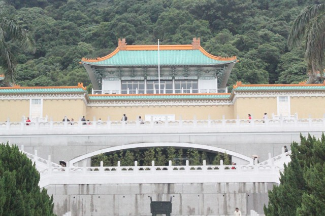 National Palace Museum (故宫博物院)